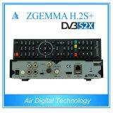 S2X Телевизор в салоне DVB S2 + DVB S2X + DVB T2/C Zgemma H. 2s+