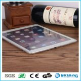 Ultra dünner TPU weicher Kristalldeckel-Haut-Kasten für Tablette Apple-Samsung Huawei Lenovo