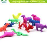 Venda por grosso de animais mágicos expandir água crescente brinquedos brinquedos crescente estilo zodíaco chinês
