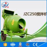 Mélangeur Jzc250 concret bien connu Self-Loading de Morden Chine de grande capacité