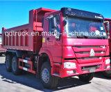 HOWO/HOHAN 6X4 resistente autocarro a cassone del deposito di caricamento di 30 tonnellate