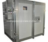 Prezzo di fabbrica del forno della vernice della polvere in lotti