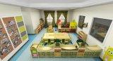 Мебели детсада, разрешение конструкции класса детсада типа природы деревянного, оборудований детсада, помощи преподавательства, игрушек детей
