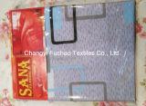 Fábrica por atacado poli/do fundamento moderno da colcha da tela material do algodão folha de tampa ajustada estofando da base todo o tamanho
