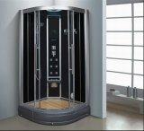 Sauna de esquina de vapor de 1000 mm (AT-D0901)
