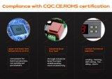 Piezas de equipos de refrigeración multicanal Stc-8080Controlador de temperatura de un+
