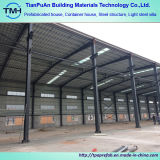 2016 Estructura de acero de la luz de Almacén de construcción