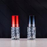 3ml 5 ml 8 ml 10ml Rolo no vaso de vidro com cilindro de plástico ou metal Ball e Tampa