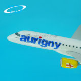 Aurigny Erj-195 1: 150 26cm Plastic Model Craft