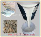 Borracha de silicone de derramamento da carcaça do emplastro