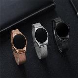 Reloj elegante de 2017 de la venta caliente deportes de la pulsera con el podómetro y el Wristband de la supervisión del ritmo cardíaco