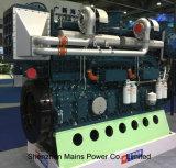 1600HP 1000rpm Yuchai 바다 디젤 엔진 바다 모터 독일 기술