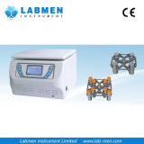 Große Kapazitäts-gekühlte Zentrifuge 6000r/Min, 6880× G