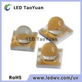고성능 3W 3535 SMD 395nm UV LED 빛