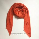 Oberseite 2017, die normalen quadratischen Schal im Polyester/in der Viskose (H7236, verkauft)