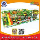 Equipamento plástico do campo de jogos do tema da floresta dos miúdos internos quentes da venda