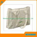 Ordem personalizada logotipo promocional impresso saco não tecidos