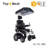싼 가격 판매를 위한 중간 시장 힘 전자 휠체어