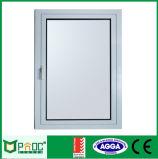 Precio barato de aluminio Casement Ventana de giro