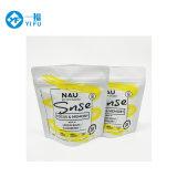 Stand up Gousset latéral de l'emballage des aliments en plastique chaud joint pour l'alimentation SAC