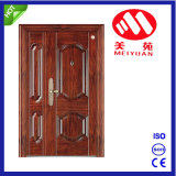 Porte de la Turquie avec la porte en acier de modèle neuf pour l'appartement