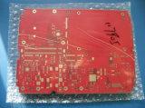 Placa de circuito impreso de múltiples capas del oro de la inmersión de la tarjeta Fr-4 Tg135 del PWB