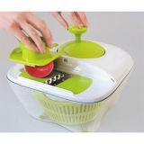 1つのサラダボールのプラスチック再使用可能な品質サラダすべて