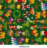 ベストセラー水転送の印刷のクリスマスパターンフィルムNo. E003qj252b