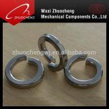 Rondelle de clip à ressort de l'acier inoxydable A2 A4 DIN127