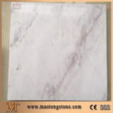 Импортировать сляб плитки Carrara белый естественный каменный белый мраморный