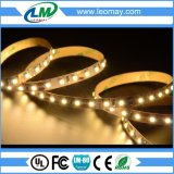 12 / 24V 3528 Cinta caliente no impermeable del blanco LED (96LEDs / m)