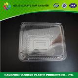 Verpakkende Doos van het Fruit van Clamshell van de blaar de Plastic