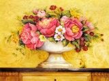 Matériaux faits sur commande 1 d'impression de toile de peintures à l'huile de Digitals de qualité