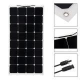 comitato solare flessibile semi mono 100W