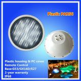 54W RGB IP68 LEDのプールは同価56をつける