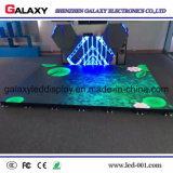 Hoge LEIDEN van het Stadium van het Pixel Gevoelige Interactieve Lichte Super Slanke Dance Floor P6.25/P8.928