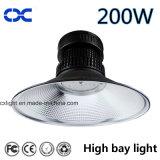 Punto de 200W LED de iluminación al aire libre Lámpara Minera luz de la bahía
