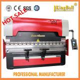 Presionar el freno, CNC hidráulico para plateado de metal