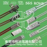 O interruptor térmico bimetálico de Bh-Tb02b-B8d, temperatura de Bh-Tb02b-B8d eliminou o interruptor