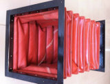 O tubo de borracha de revestido de silicone de isolamento pano de fibra de vidro