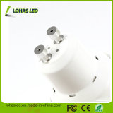 Luz LED regulable 86-265V AC 5W GU10 6W 7W Lámpara foco LED blanco frío
