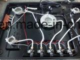 Прямоугольник панели нержавеющая сталь газовая конфорка (JZS800-02)