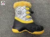 Ботинки снежка зимы теплые для человека и женщины