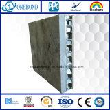 Marmoreinfassung-Stein-Bienenwabe-Panel für Wand-Dekoration