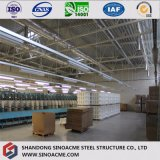 Structure en acier préfabriqués rentable bâtiment Entrepôt de stockage
