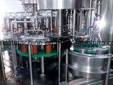Máquina de rellenar en botella del zumo de fruta