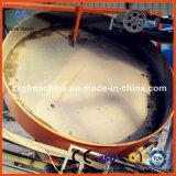 Granulador de la cacerola del fertilizante orgánico del abono de las ovejas