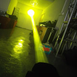 [لد] 4 أعين حزمة موجية فائقة ضوء متحرّكة رئيسيّة مع [س] & [روهس] ([هل-100بم])
