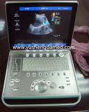 Hot 3D 4D en Color Doppler ecógrafo portátil digital