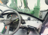 Cargador de la rueda del certificado 0.8ton Zl08f del Ce mini